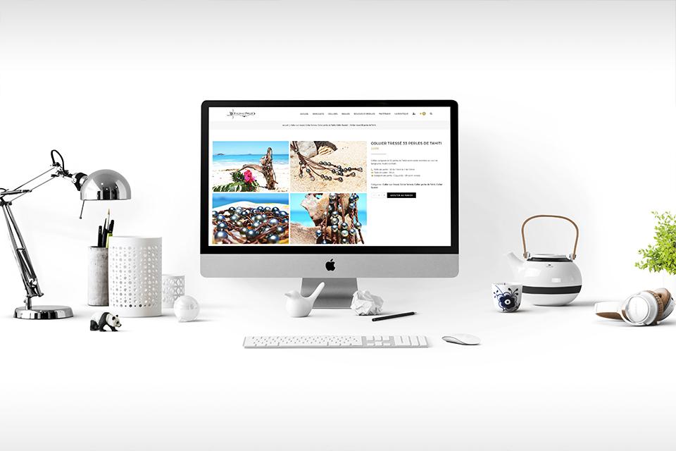 Agence web - Création de sites internet