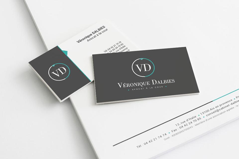 Agence web - Identité visuelle